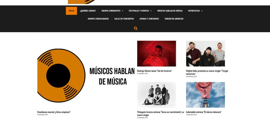 Periodismo digital: Compact Cheese Music 5