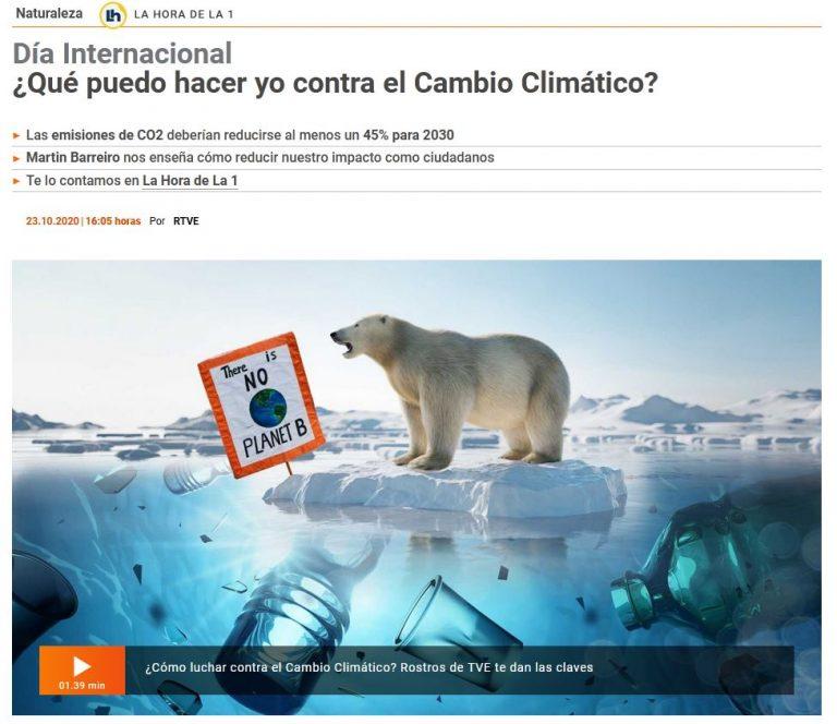 Periodismo digital: La Hora de La 1 8